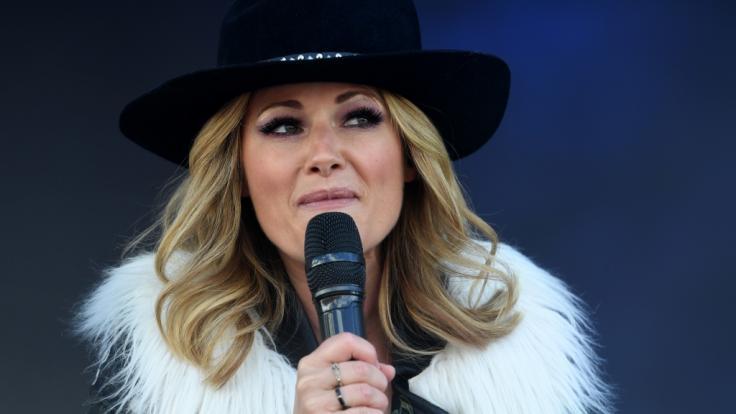 Forderung bei Facebook: Helene Fischer soll ein Konzert in Chemnitz geben.