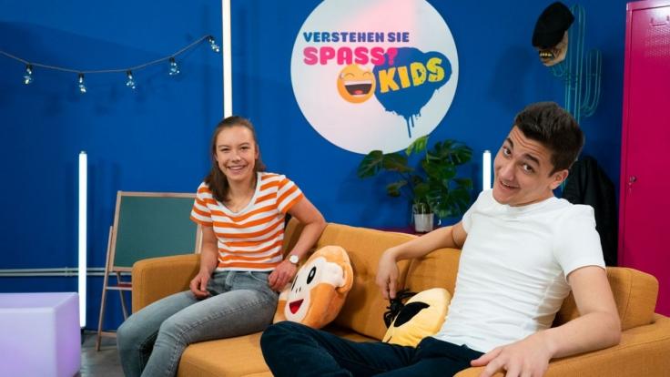 Verstehen Sie Spaß - Kids bei Das Erste (Foto)