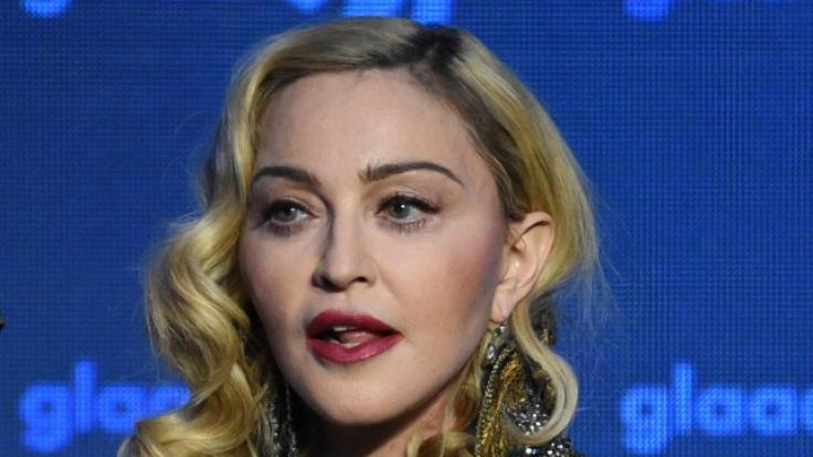 Madonna lässt bei Instagram tief blicken. (Foto)