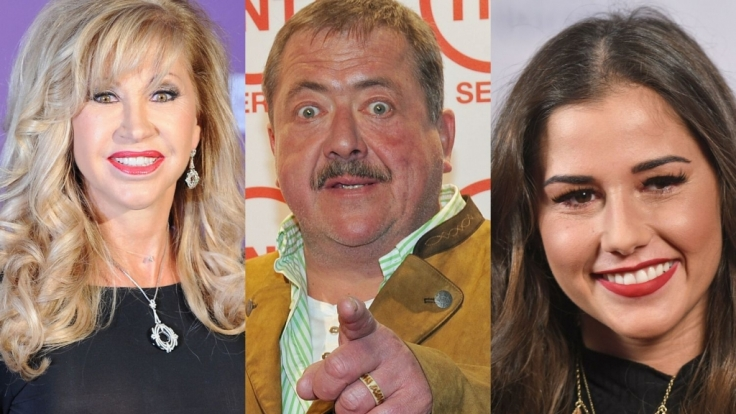 Carmen Geiss, Joseph Hannesschläger und Sarah Lombardi fanden sich diese Woche allesamt in den Promi-News wieder.