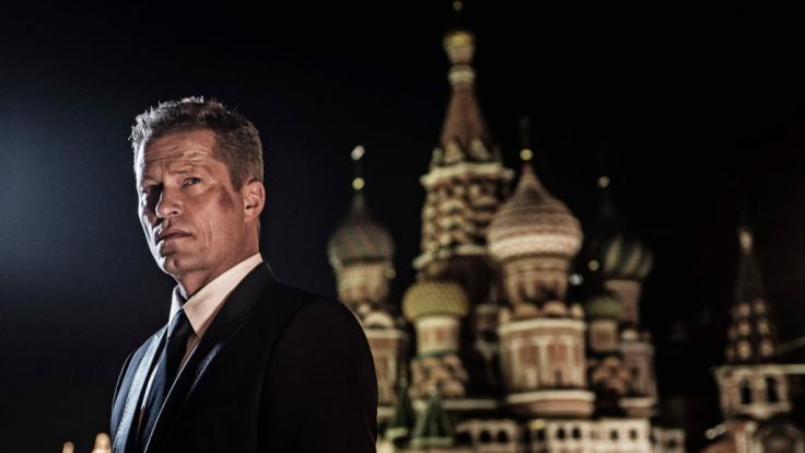 """Nick Tschiller (Til Schweiger) lässt es in """"Tatort: Tschiller - Off Duty"""" in Moskau scheppern. (Foto)"""