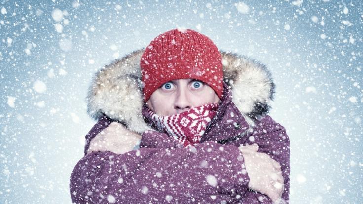 Es bleibt winterlich in Deutschland. (Foto)