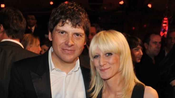Jan Ullrich mit seiner Ex-Frau Sara