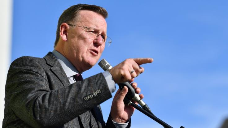 Linken-Politiker Bodo Ramelow war von 2014 bis 2020 Ministerpräsident in Thüringen.