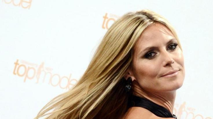 Heidi Klum: Ihr Männergeschmack ist außergewöhnlich. (Foto)