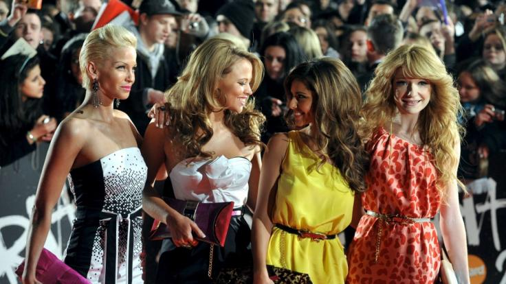 Gemeinsam mit Girls Aloud feierter Sarah Harding große Erfolge. (Foto)