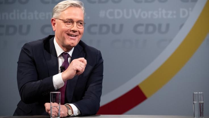 Wenige Tage vor der Entscheidung über den CDU-Parteivorsitz hat der Kandidat Norbert Röttgen zum Zusammenhalt der Partei für die Zeit nach dem Parteitag aufgerufen.