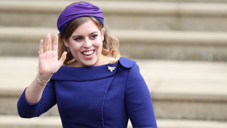 Prinzessin Beatrice Verlobungsring hat eine unglaublich romantische Geschichte (Foto)