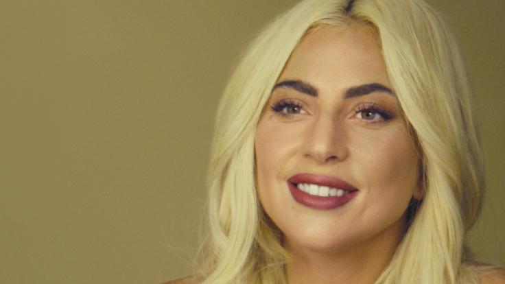 Posiert Lady Gaga aktuell unten ohne im Netz? (Foto)