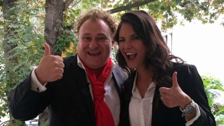 In der 1. Ausgabe von Makler gegen Makler traten die beiden Immobilienprofis Simone Voss und Salvatore Russello gegeneinander an. (Foto)