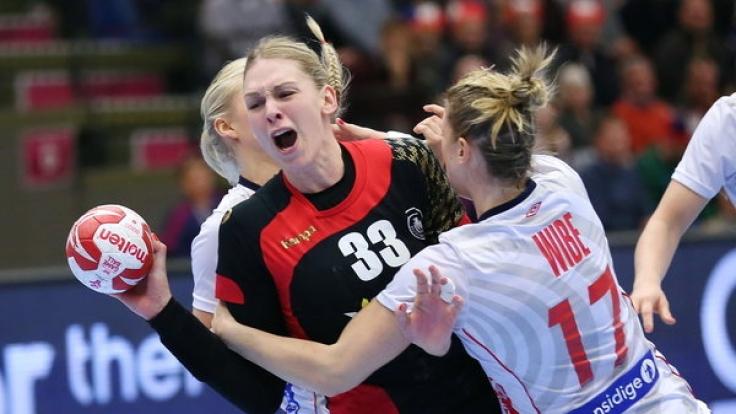 Im Dezember 2017 findet in Deutschland die Handball-Weltmeisterschaft der Frauen statt.