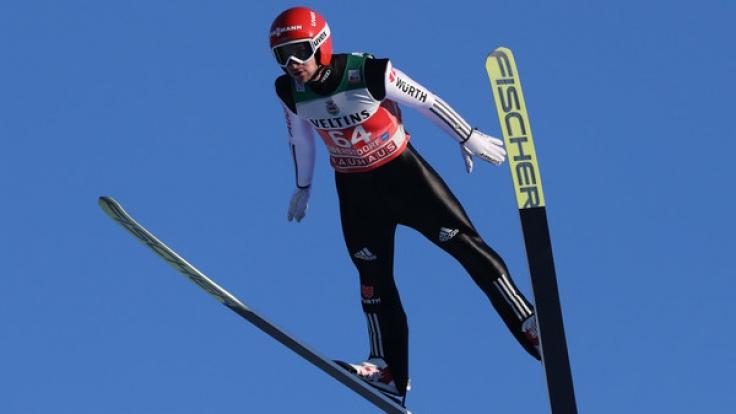 Die Skispringer beenden heute mit dem Team-Springen die Nordische Ski-WM in Lahti 2017.