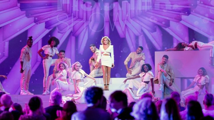 Am 25.12. bittet Helene Fischer zur großen Show. (Foto)