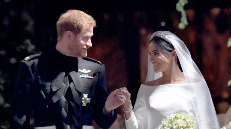 Prinz Harry und Meghan Markle gelten als Traumpaar. (Foto)