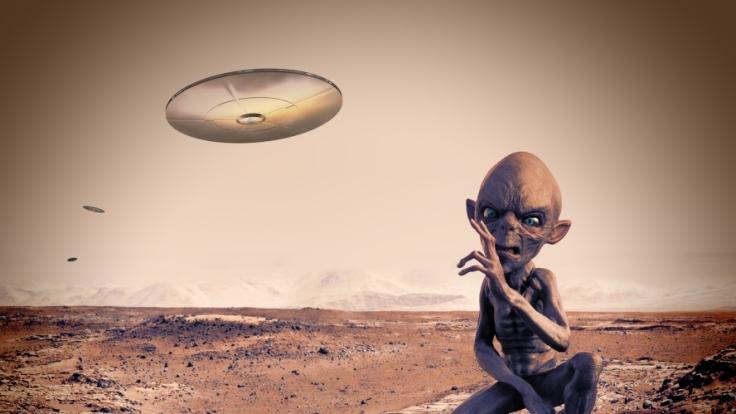 Wurde das Leben auf dem Mars durch einen Krieg ausgelöscht?