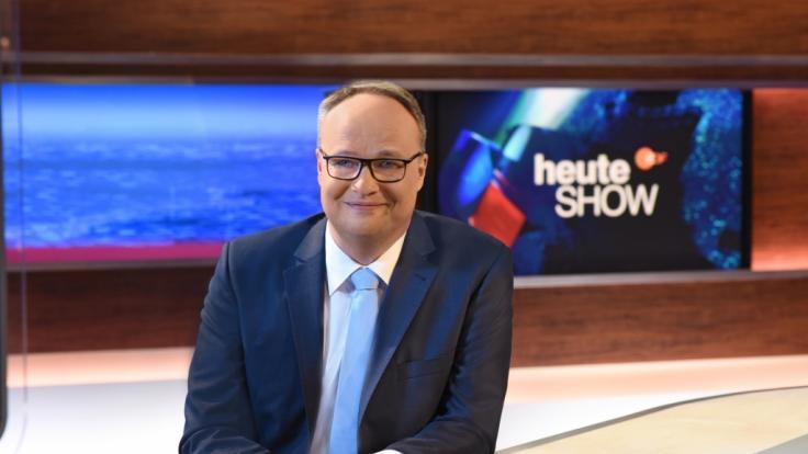 """Oliver Welke ist nach der Sommerpause wieder mit der """"heute Show"""" zurück. (Foto)"""