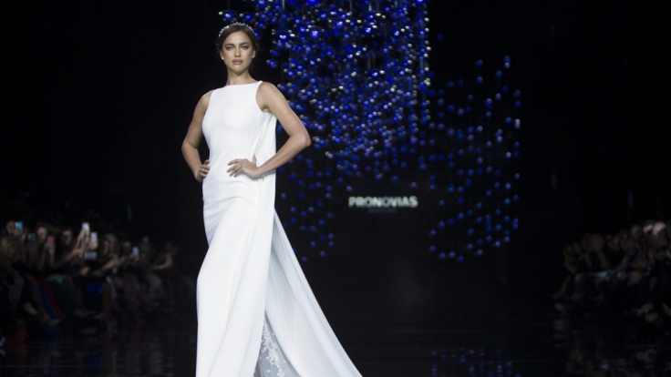 Irina Shayk verdient ihr Geld als Model.