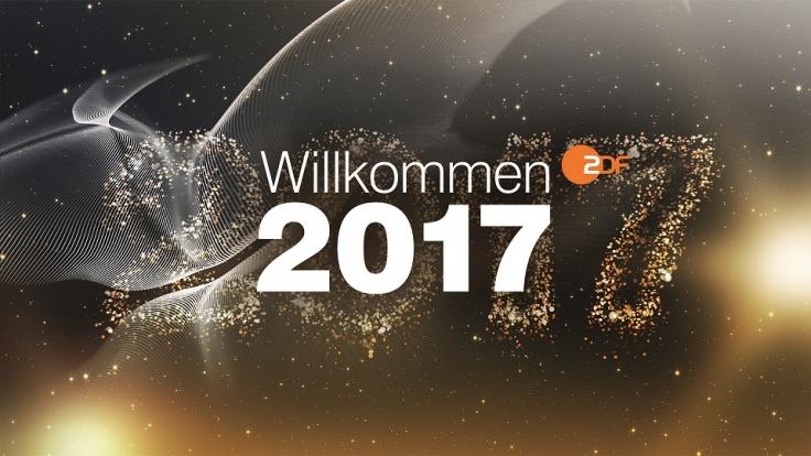 """Sendungslogo von """"Willkommen 2017 - Silvester live vom Brandenburger Tor"""". (Foto)"""