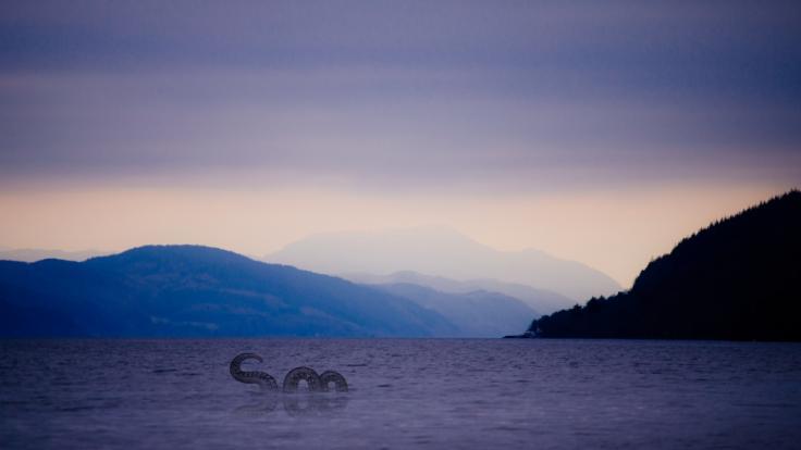 Forscher haben durch das Entnehmen von Wasserproben im schottischen Loch Ness DNA lebender Formen untersuchen können. (Symbolbild) (Foto)