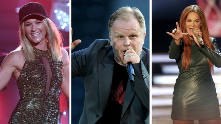 Helene Fischer, Herbert Grönemeyer und Andrea Berg gehören zu den deutschen Spitzenverdienern im Musikgeschäft. (Foto)