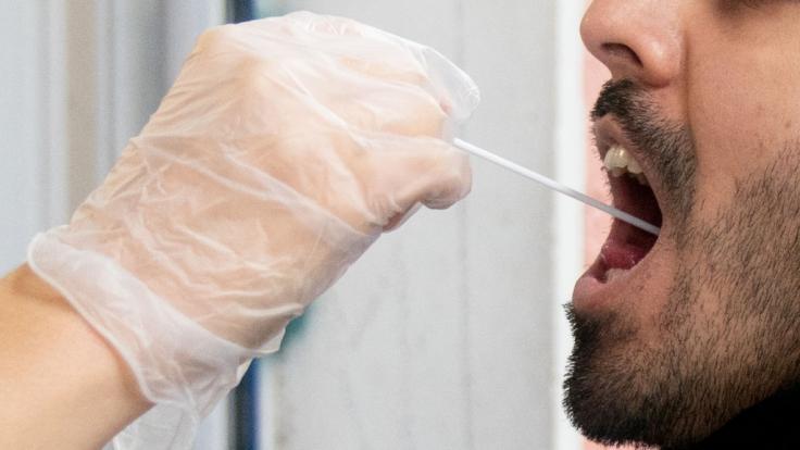 Die Zahl der Coronavirus-Fälle hat am Donnerstag einen neuen Rekordwert erreicht. (Symbolfoto) (Foto)