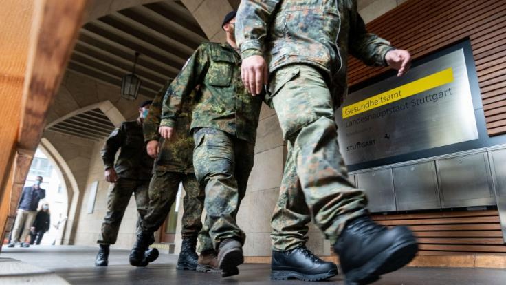 In DIESEN Bundesländern droht Quarantäne-Verweigerern die Einweisung. (Foto)
