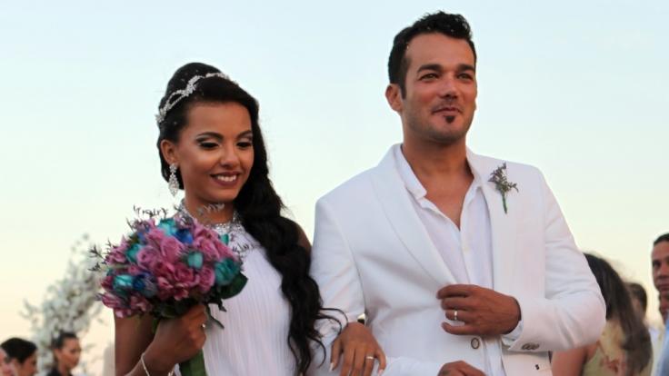 Daniel Lopes will seine Freundin Magna heiraten. (Foto)