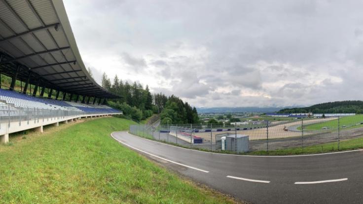 Der Große Preis von Österreich muss Anfang Juli als erstes Rennen der Formel-1-Saison aufgrund der Corona-Pandemie ohne Zuschauer stattfinden.