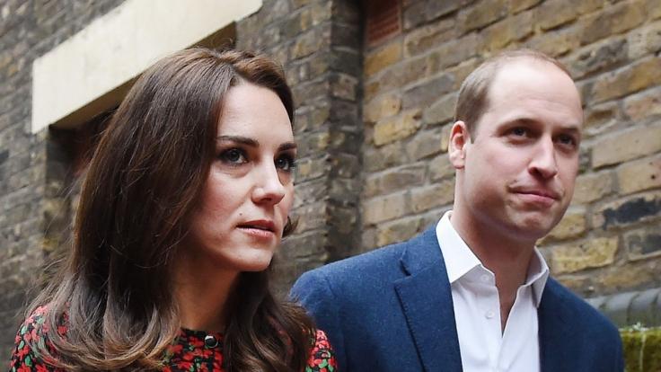 William und Kate müssen umziehen.