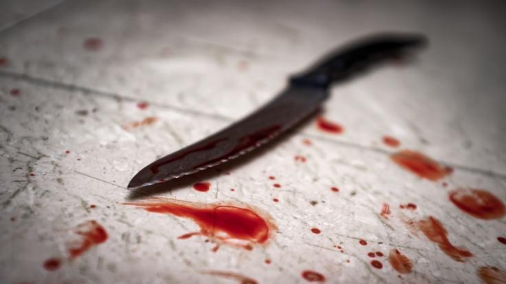 Im Saarland wurde ein Mann bei einer Messerattacke getötet.