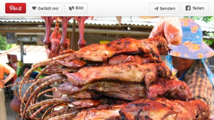 Andere Länder, andere Sitten. In vielen Teilen der Welt gibt es lukullische Köstlichkeiten, die nicht immer zu Gaumenfreuden führen.