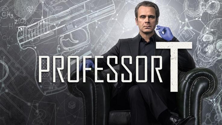Professor T. bei ZDF (Foto)