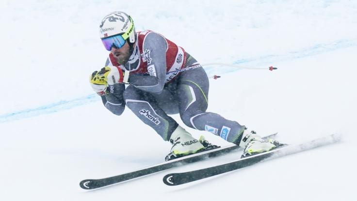 Im Ski-alpin-Weltcup 2019/20 der Herren stehen vom 7. bis 8. März 2020 Abfahrt und Super-G in Kvitfjell (Norwegen) auf dem Programm. (Foto)