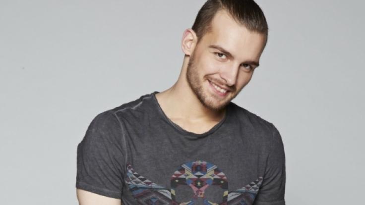 Schauspieler Eric Stehfest (