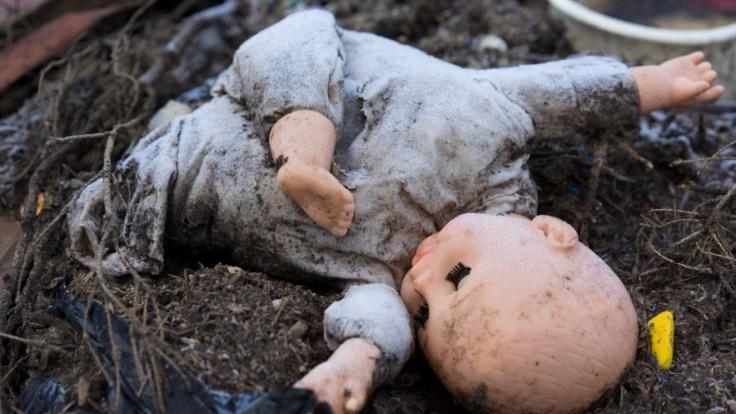 Ein Vater soll seine 18 Monate alte Tochter ermordet haben. (Foto)