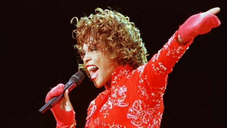 Whitney Houstons One moment in time der Spiele von Seoul 1988 ist der wohl populärste Olympiasong. (Foto)