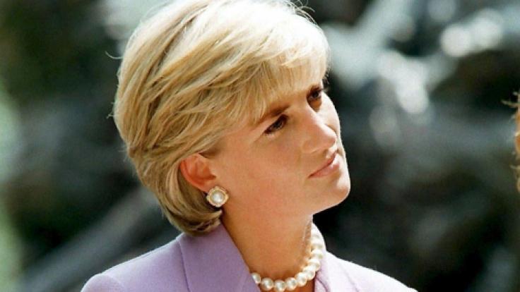 Prinzessin Diana wurde für ihre Freundin Rosa Monckton in den schwersten Stunden eine wertvolle Stütze. (Foto)