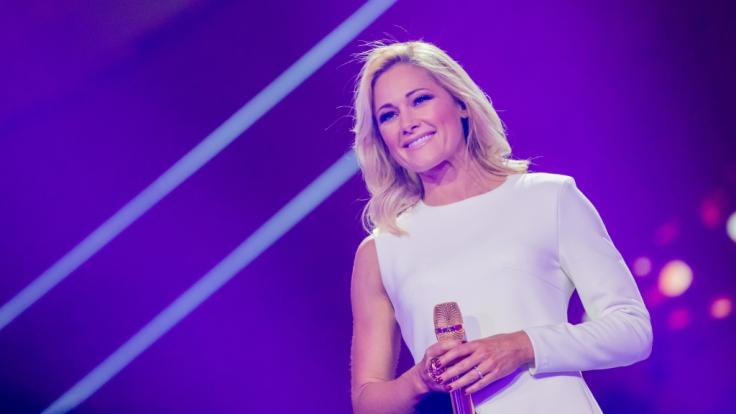 Helene Fischer wird wohl auch an Weihnachten wieder im ZDF zu sehen sein. (Foto)