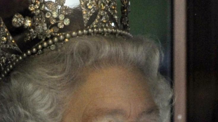 """Diese """"Krone"""" könnte an Herzogin Camilla übergehen. (Foto)"""