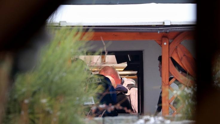 Ein vermisstes Ehepaar wurde einbetoniert in der eigenen Garage gefunden. (Foto)