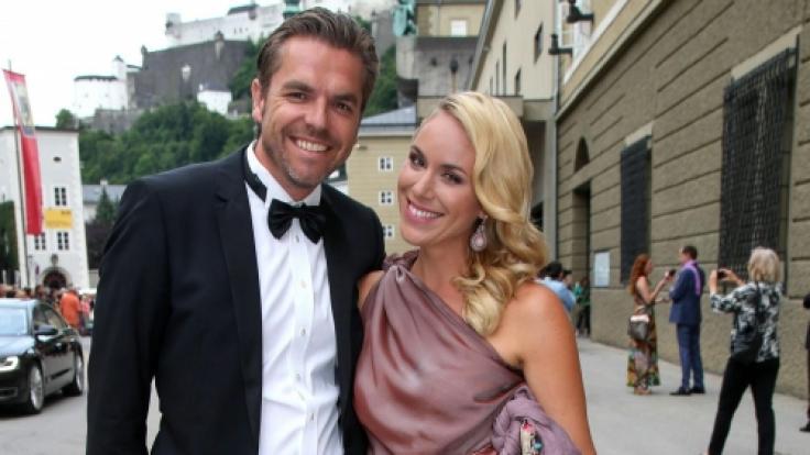 Kathi Wörndl und ihre Ehemann Jens Tiedemann. (Foto)