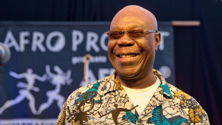 Manu Dibango ist mit 86 Jahren am Coronavirus gestorben.