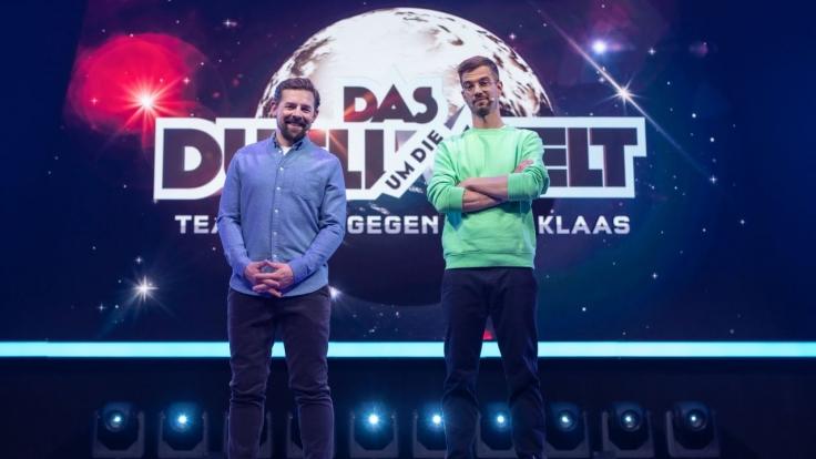 Das Duell um die Welt - Team Joko gegen Team Klaas bei ProSieben (Foto)