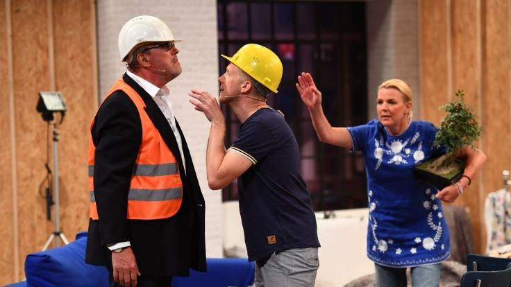 Mord mit Ansage - Die Krimi-Impro Show bei Sat.1 (Foto)