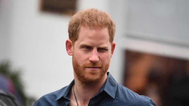 Prinz Harry und seine Frau haben ihr zweites Kind verloren.