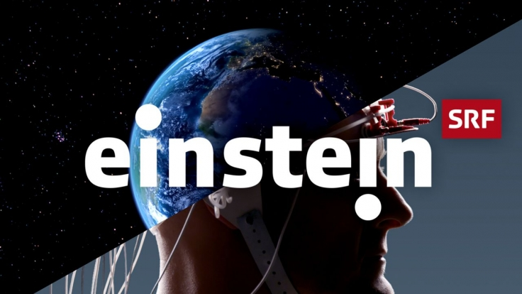 Einstein unter Haien bei 3sat (Foto)