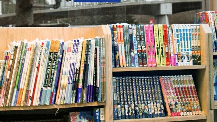 Japanische Mangas erfreuen sich auch in Deutschland einer großen Fangemeinde.