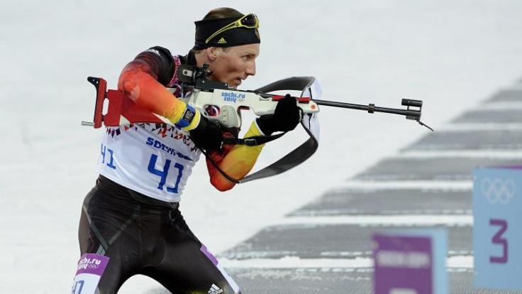 So sehen Sie die deutschen Biathlon-Wettbewerbe live in TV, Stream und Ticker.