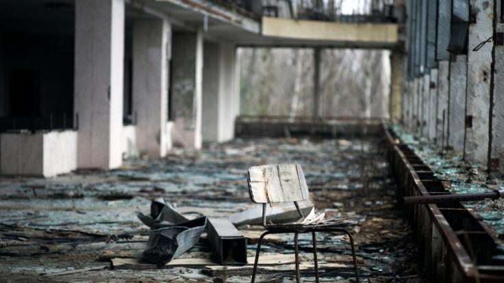 Der ehemalige Direktor des Tschernobyl-Atomkraftwerks Wiktor Brjuchanow ist tot. (Foto)