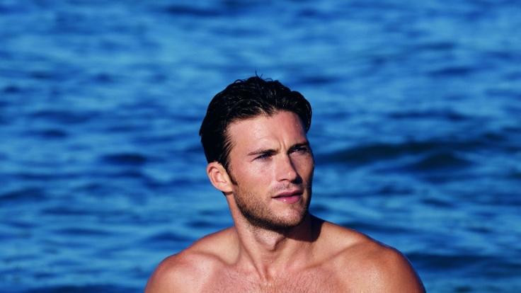 Scott Eastwood ist das neue Gesicht des Duftes Davidoff Cool Water. (Foto)